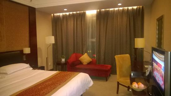 Tian Heng International Hotel: Room