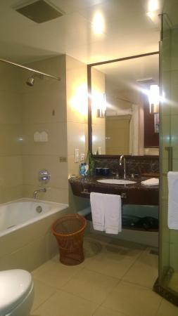 Tian Heng International Hotel: Bathroom