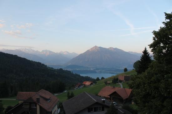 Heiligenschwendi, Szwajcaria: View from room!