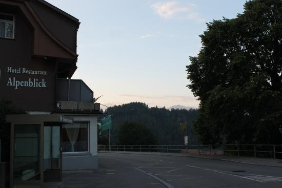 Heiligenschwendi, Suiza: Outside