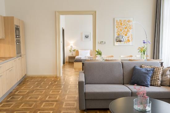 Bohemia Apartments Prague Centre Prices Inium Reviews Czech Republic Tripadvisor