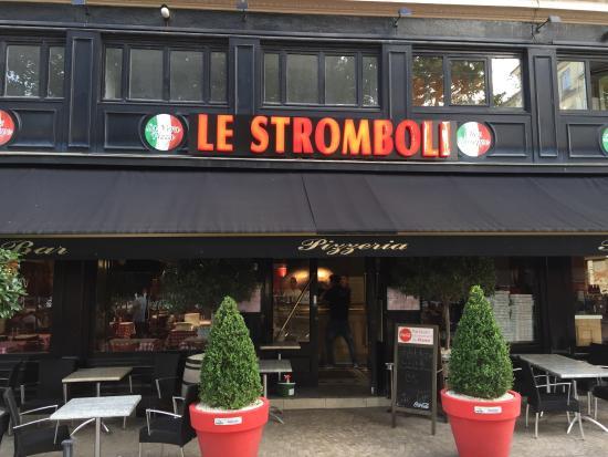 Restaurant Stromboli Saint Etienne