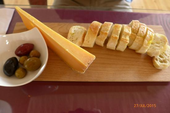 Hilary's Cheese Cowichan Bay: Dutch Gouda cheese - yummy!