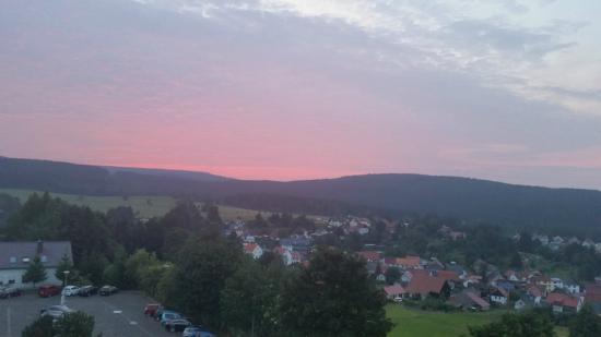 Finsterbergen, Allemagne : zu diesem Traumblick muss man nichts mehr sagen oder :)