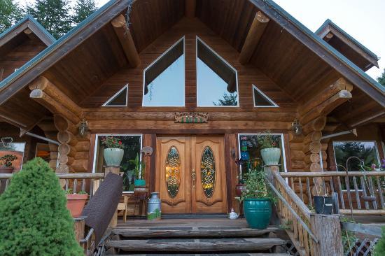 Beaver, Oregón: Front Entrance