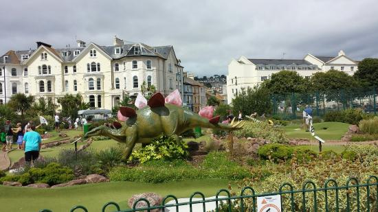 Teignmouth Adventure Golf