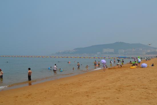 Weihai International Bathing Beach: Пляж_вид 4