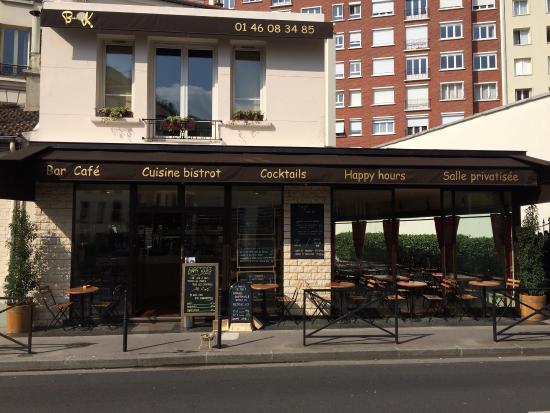 Bistr 39 ok boulogne billancourt restaurantanmeldelser - Office tourisme boulogne billancourt ...
