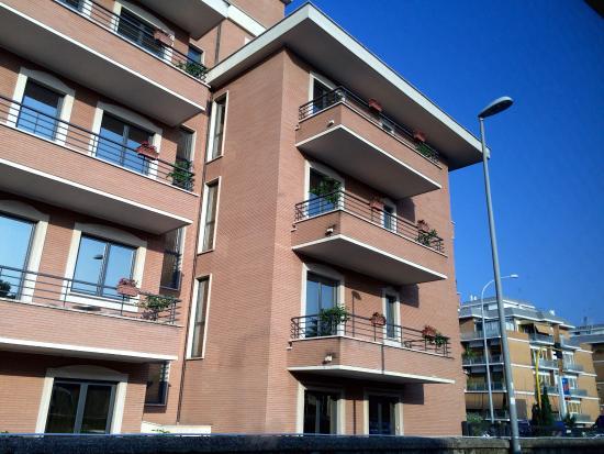 ホテル アウレリアーノ, ローマ ...