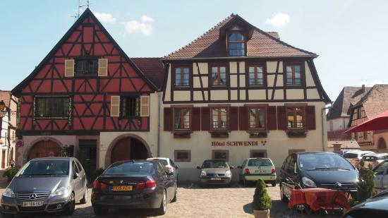 Hostellerie Schwendi: Hotel Schwendi