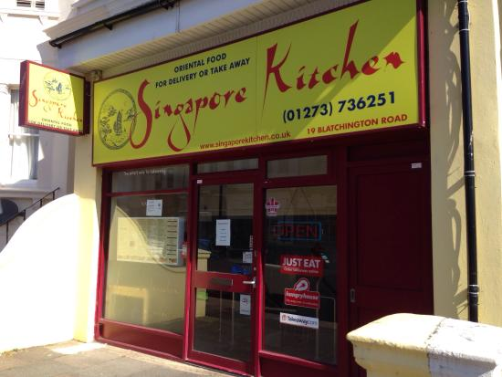 Best Chinese Takeaway In Hove Area Singapore Kitchen Hove