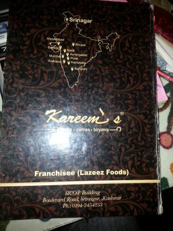 Kareem's Restaurant