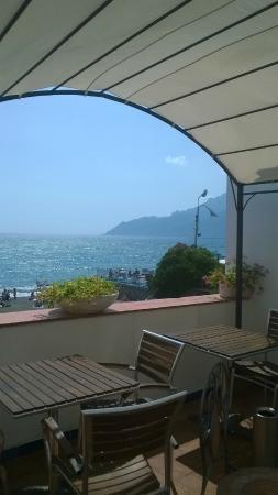 14 Leoni: View from common terrace (e.g. for breakfast)