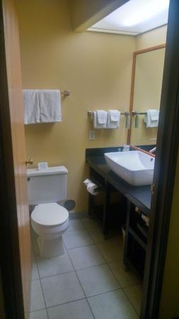 Comfort Inn & Suites Fillmore: Bathroom