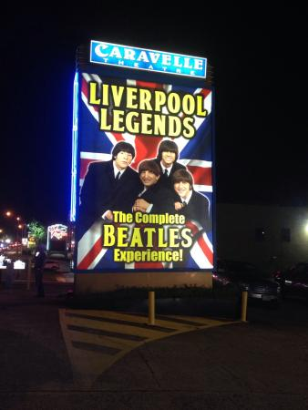 Branson, MO: Liverpool Legends show