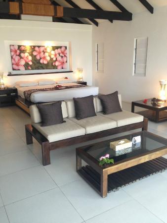 Lomani Island Resort: View of room