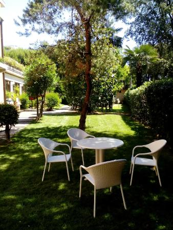 Hotel Miramare: perfect place for breakfast