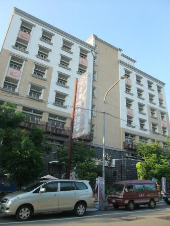 Classic Delight Hotel: 正面外觀