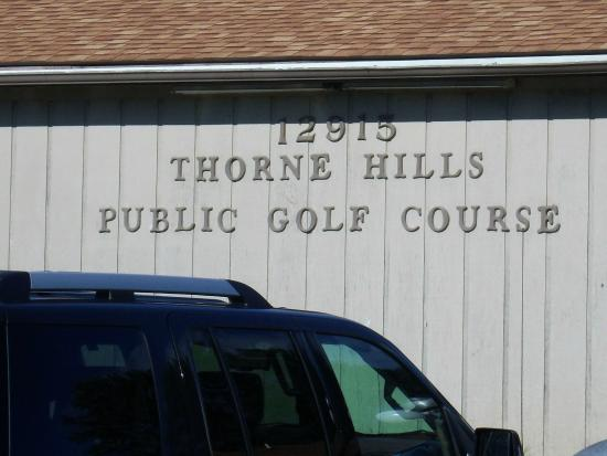‪Thorne Hills Golf Course‬