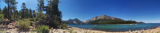 Σάουθ Λέικ Ταχόε, Καλιφόρνια: Kayaked from Baldwin Beach to Emerald Bay! Lake Tahoe is phenomenal!!