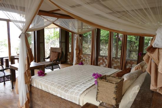 Seasons Lodge Zanzibar : The bungalow