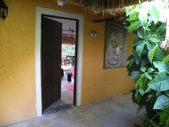 Don Diego de la Selva: entrée chambre