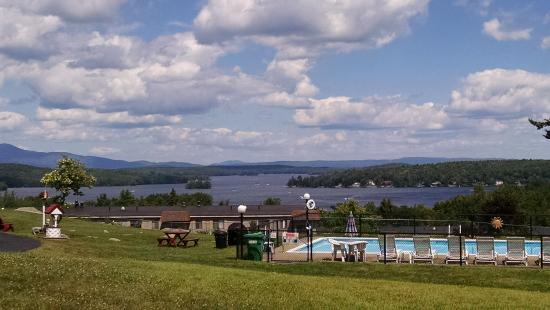 Grand View Motel and Cottages: Heaven on Earth