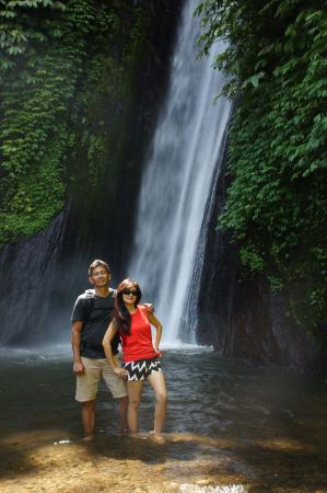 Manah Liang Bungalow: The Munduk Waterfall