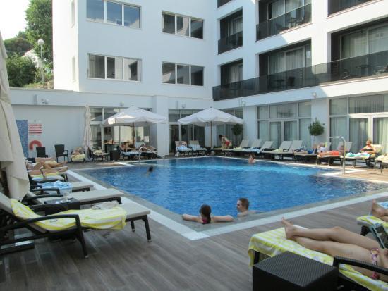 Pool Picture Of Hotel Lero Dubrovnik Tripadvisor