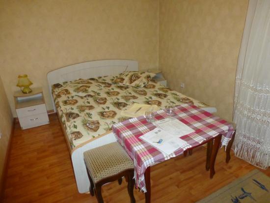 Olimpia Hotel: room # 203