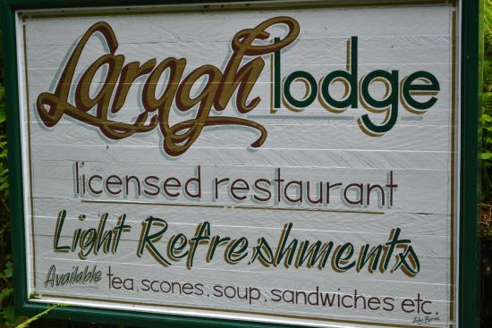 Glenariffe, UK: Laragh Lodge