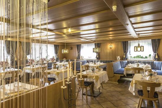 Hotel Gran Prè : SALA RISTORANTE