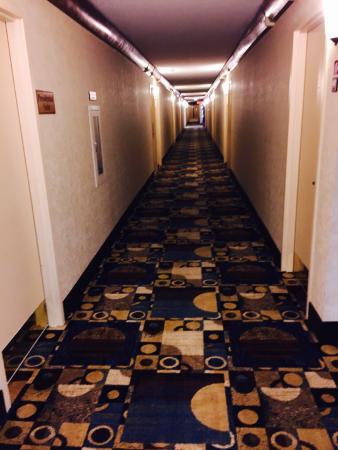 Comfort Inn: Hallway
