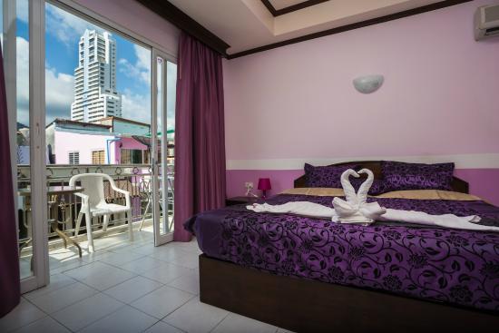 Grand Orchid Inn: superior room