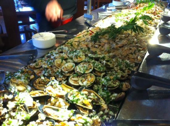buffet de mariscos picture of mar de vina santiago tripadvisor rh tripadvisor com buffet de mariscos near me buffet de mariscos en orlando
