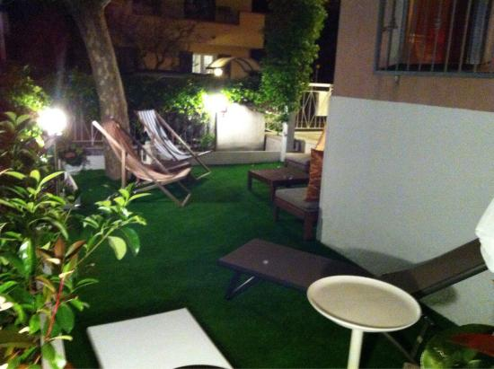 Hotel Mary Fleur: Nuovo angolo relax!!!