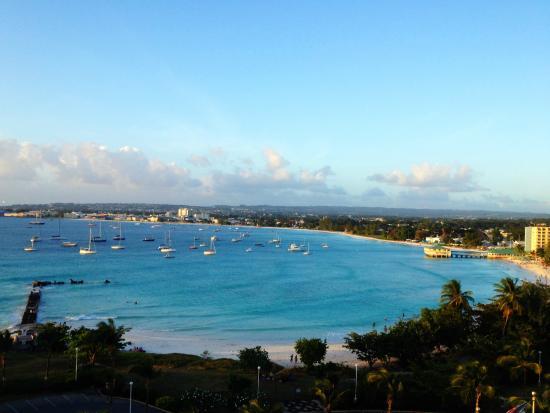 Приход Сент-Майкл, Барбадос: view from room