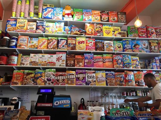 Cereal Restaurant Chicago