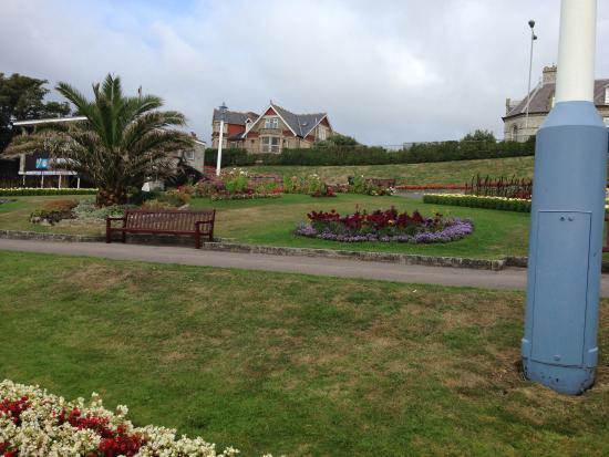 Weymouth, UK: Lovely gardens