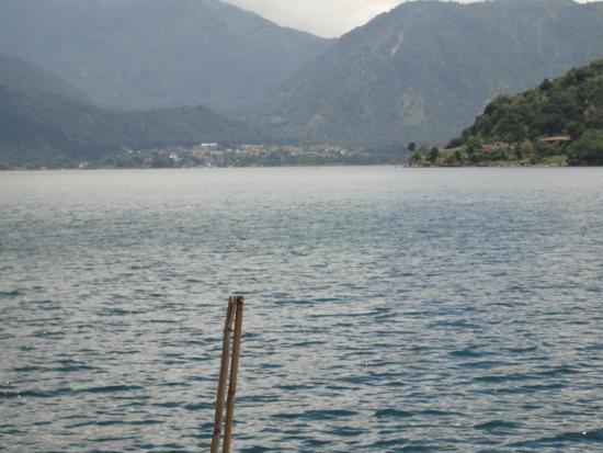 Jinava Hotel & Restaurant: Vistas do lago