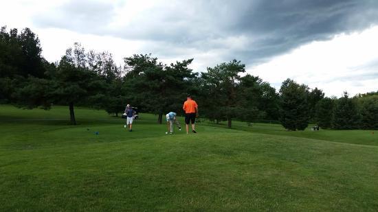 Auberge Bromont: Golf