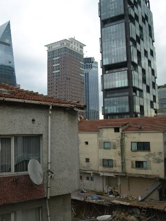 Levent Otel Istanbul: Great view