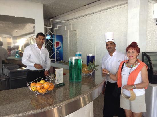 Manisa Hotel: Restaurant
