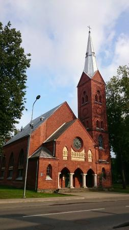 Evangelical Lutheran Holy Trinity Church