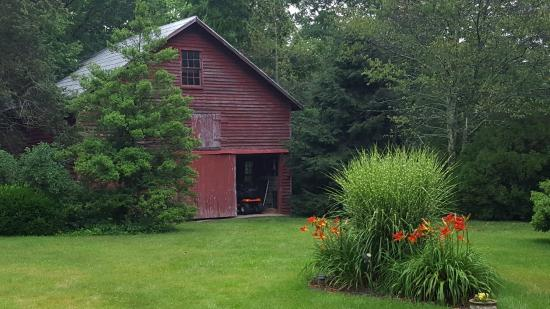 Our Historic Barn, once Goshen's Livery
