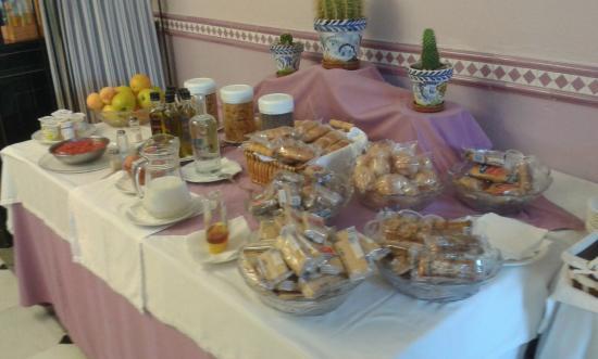 Hotel Maria Luisa: Desayuno
