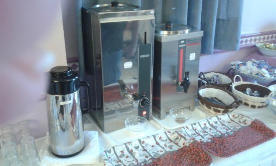 Hotel Maria Luisa: El desayuno