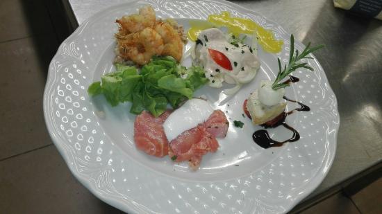 Bagno giuliana cinquale ristorante recensioni foto tripadvisor - Bagno italia giuliana ...