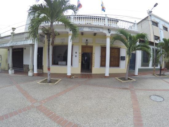 Макуто, Венесуэла: Hotel Plazamar