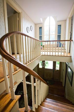 Goshen, VA: Staircase